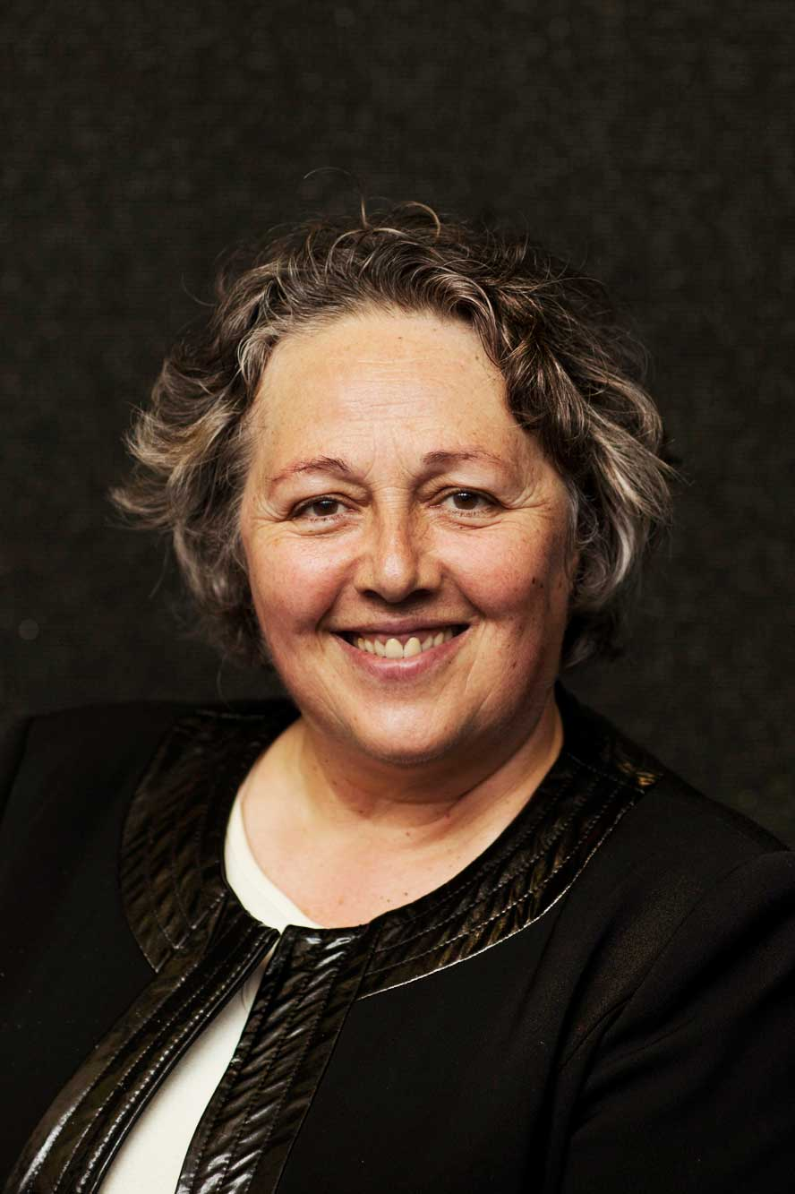 Portrait Rosi Braidotti